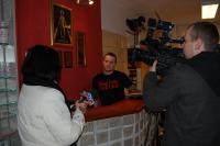 Wywiad dla Telewizji Kujawy - 2012r.