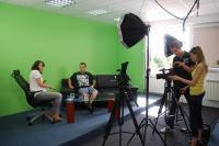 Wywiad dla telewizji CW24