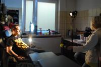Wywiad dla telewizji