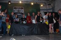 Cropp Tattoo Konwent - Wrocław 2014