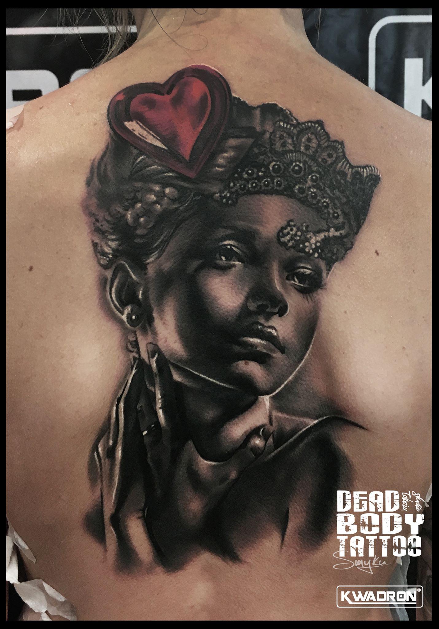 I miejsce - Tatuaż